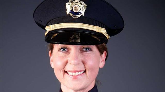 Acusan de homicidio a mujer policía de EEUU que mató a un negro