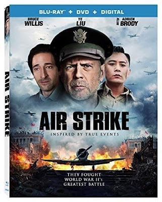 Air Strike 2018 Dual Audio ORG 720p BRRip HEVC x265