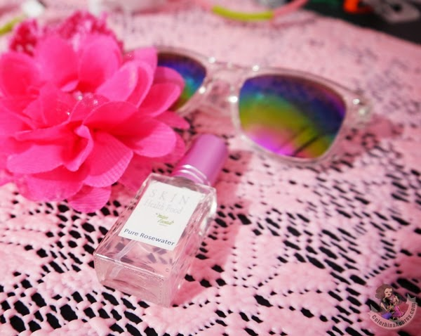 Pure Rosewater by Nature Essentials