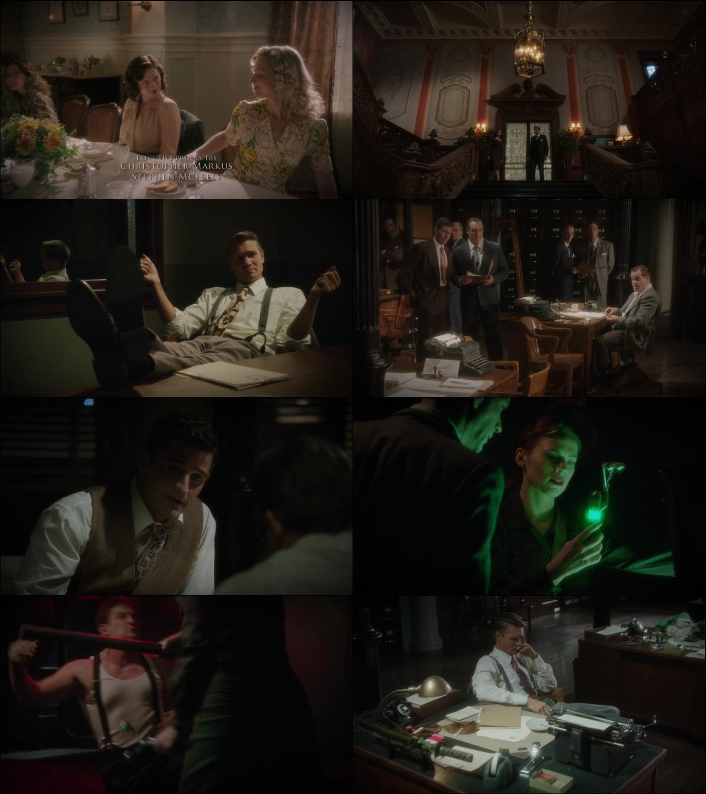 Agent Carter Temporada 1 720p Latino