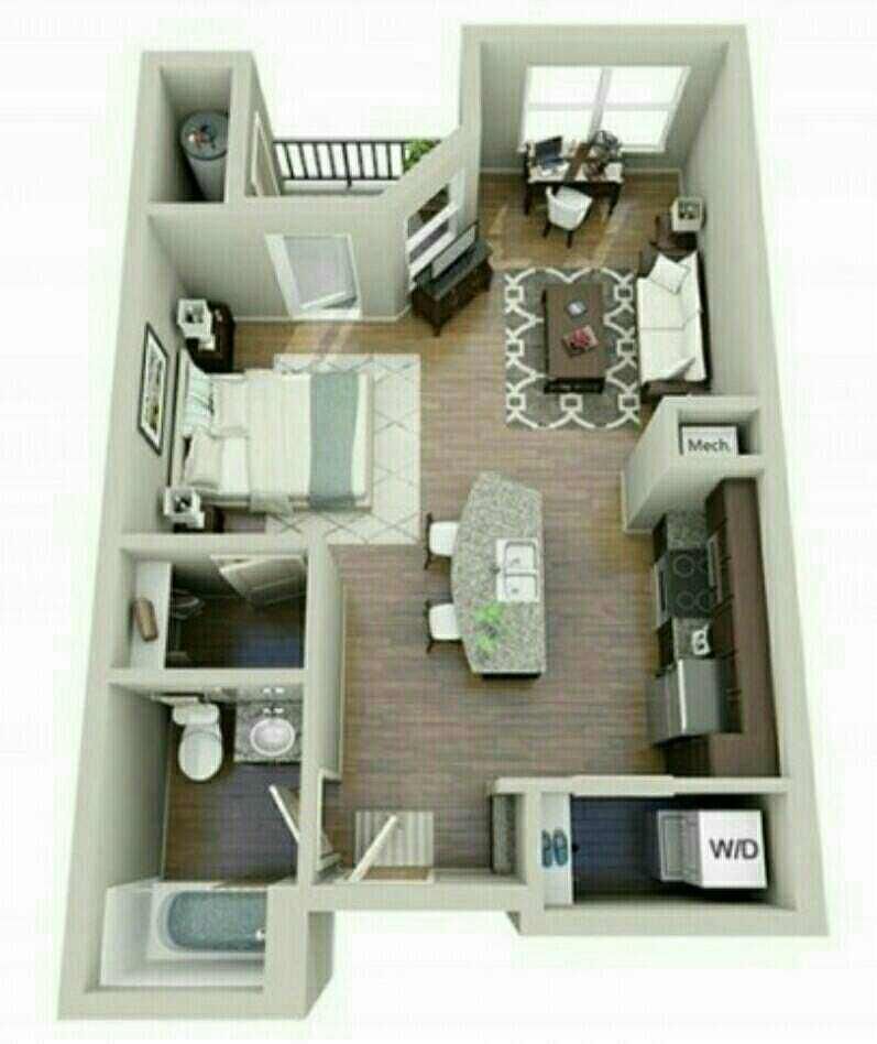 Efficiency Apartment Floor Plan Apartment Floor Plans Designs Idea Studio Apartment Floor