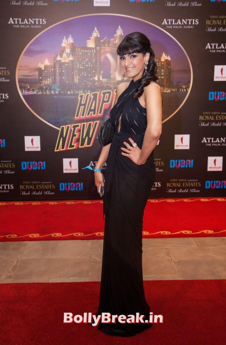 Masala! Editor Kavita Srinivasan, Happy new Year Dubai Premiere Photos