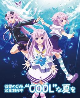 Choujigen Game Neptune The Animation: Nep no Natsuyasumi (Hyperdimension Neptunia OVA)