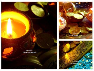 Diwali  Falls On