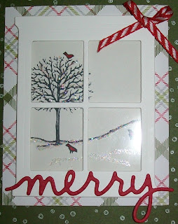 Stampin' Up! Made by Susan Merrey Independent Stampin' Up! Demonstrator, Craftyduckydoodah!, Happy Scenes, Holly Jolly Greetings, Christmas Greetings Thinlets Dies, Home & Hearth Thinlets Dies,