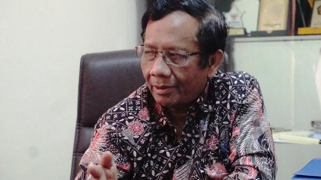 Mahfud MD Bicara dari Sisi Hukum soal Aturan Mantan Anggota PKI dan HTI Ikut Pemilu 2019