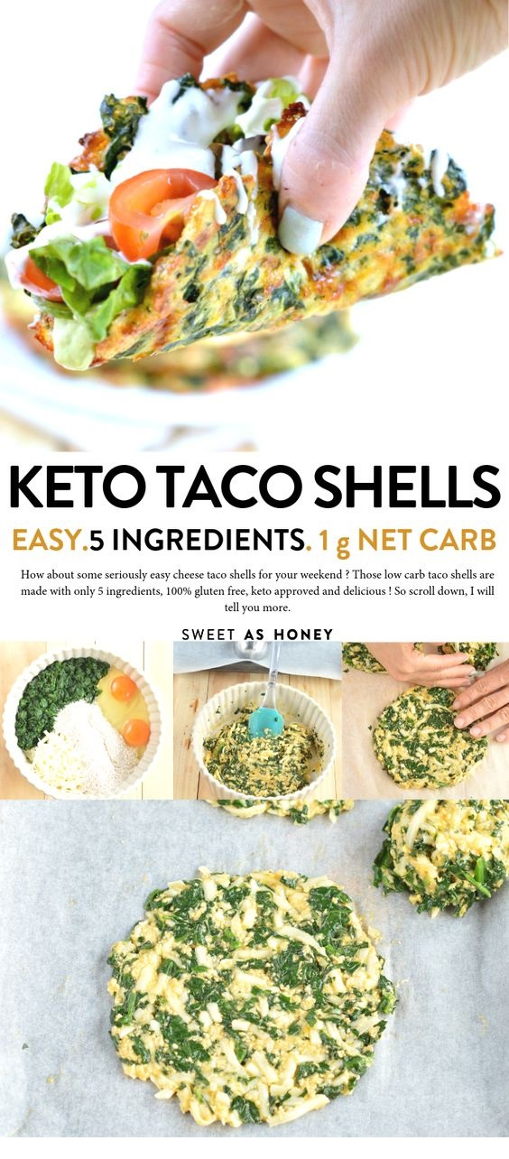 Low Carb Taco Shells