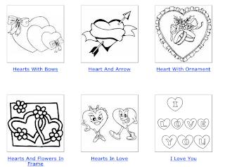 Hammock Tracks Home School: Valentine's Day Worksheets