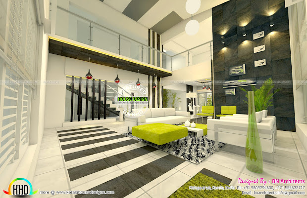 Kerala Home Design And Floor Plans Awesome Interior Views