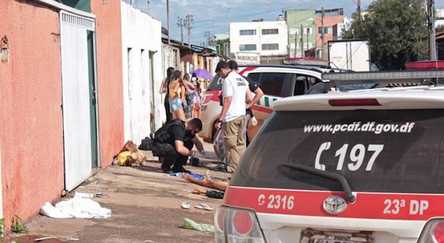 Moradores de Ceilândia sofrem com a insegurança