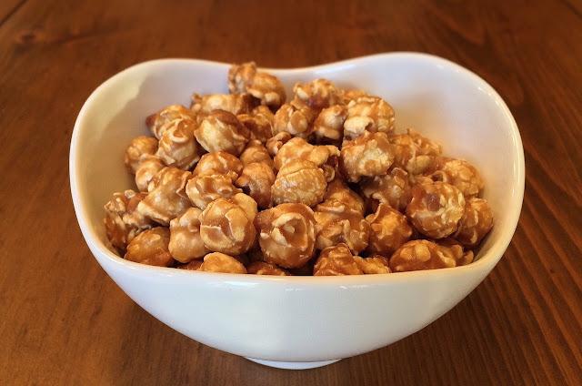 popcorn maïs soufflé
