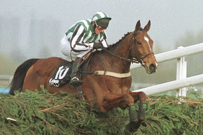 Lord Gyllene Wins 1997 Grand National