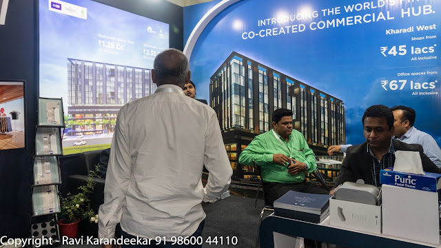 Avishkar Platinum Towers Kharadi Pune, A Advani Realty,