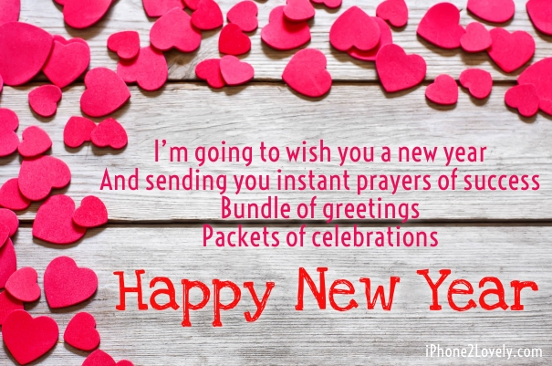 Top Best Wishes & Message Collections Of Happy New Year 2018 For Boyfriend And Girlfriend