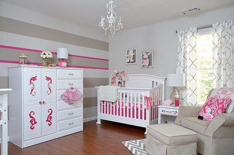 babyzimmer einrichten ideen mdchen - Babyzimmer Einrichten Ideen Mdchen