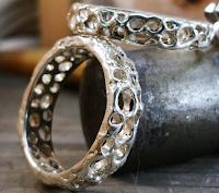Logo Nero Craft: vinci gratis una coppia di fedi in argento