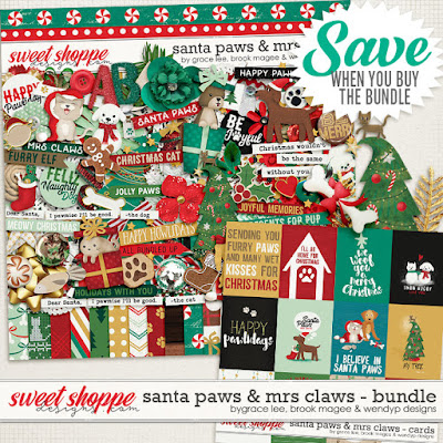 Santa Paws & Mrs Claws - Bundle