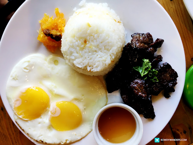 bowdywanders.com Singapore Travel Blog Philippines Photo :: Philippines :: Antipolo's Best All Day Breakfast Place: Eggs For Breakfast Cafe