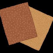 紙ヤスリのイラスト