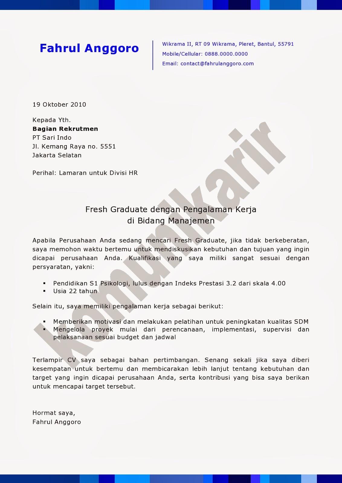 Contoh Proposal Business Plan Bidang Jasa - Wall PPX