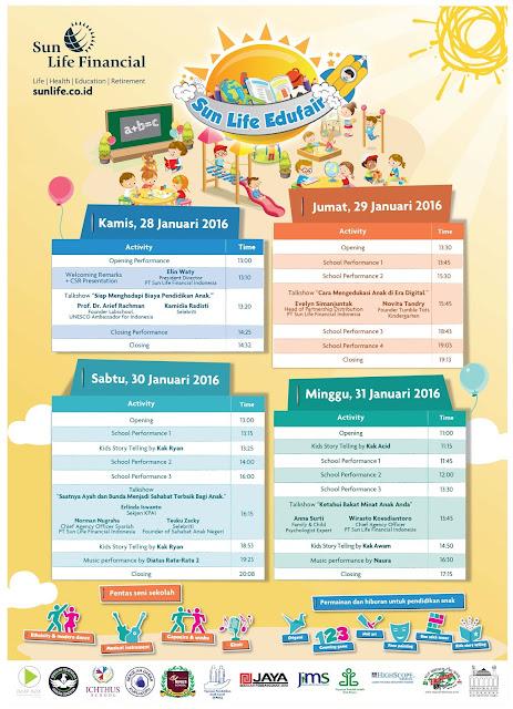 sun-life-edufair; sun-life-edifair-2016; sun-life-financial; edufair; 2016-event; blogger-indonesia