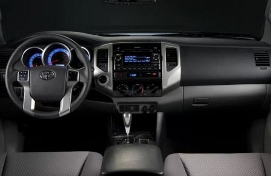 Toyota Tacoma Hybrid 2020 Interior