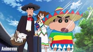 Ảnh trong phim Crayon Shin-chan Movie 11 1