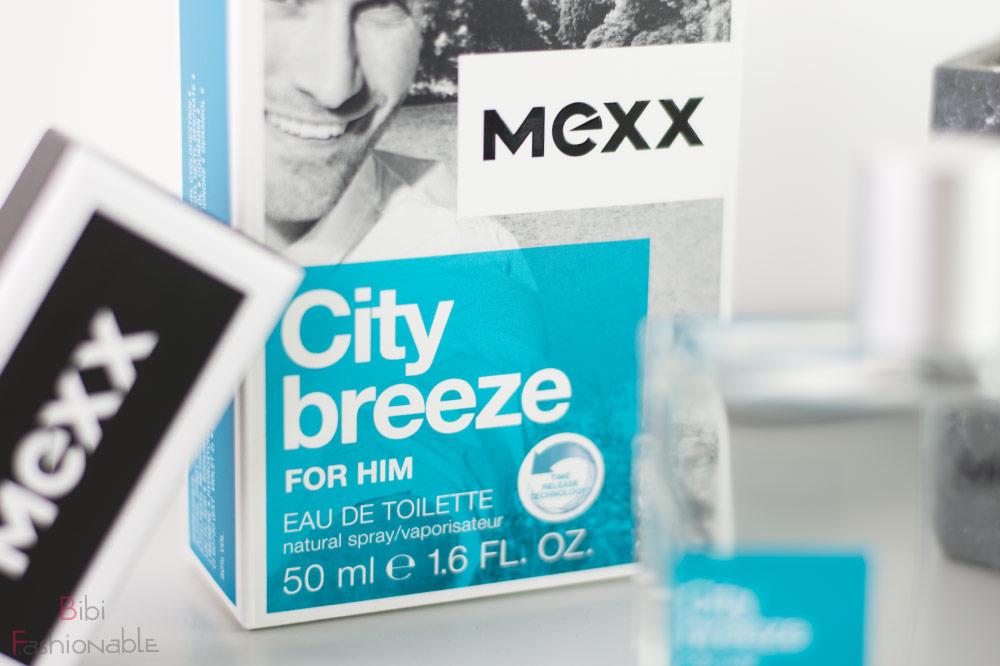 MEXX City Breeze Umverpackung nah