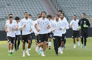 منتخب مصر يفاضل بين جنوب إفريقيا وأنجولا لمواجهته في المباراه الودية المقبله