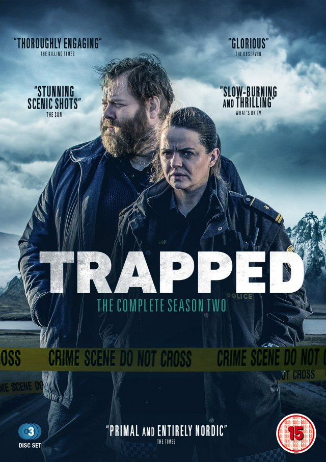 trapped season 2 dvd
