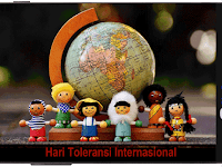 Hari Toleransi Sedunia Internasional (International Day for Tolerance)