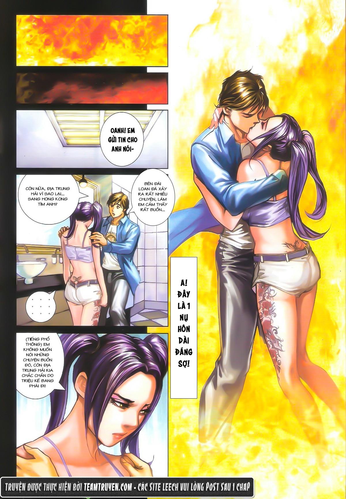 Người Trong Giang Hồ chapter 1604: hồng hưng vs trường lạc trang 22