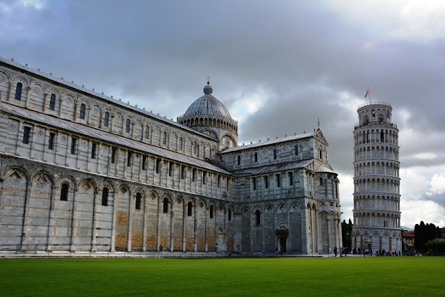 Miracle square Pisa Cathedral
