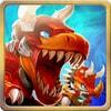 Dino Battle - The Beginning of The War Apk