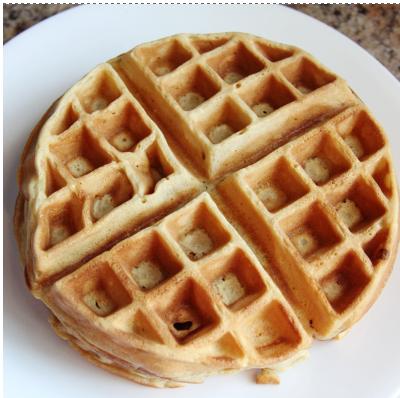 Coffee Waffle Recipe