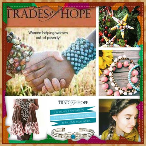 Gifts that will look wonderful on others and help many women around the world