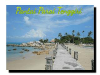 3 Tempat Wisata Terkenal di Provinsi Bangka Belitung