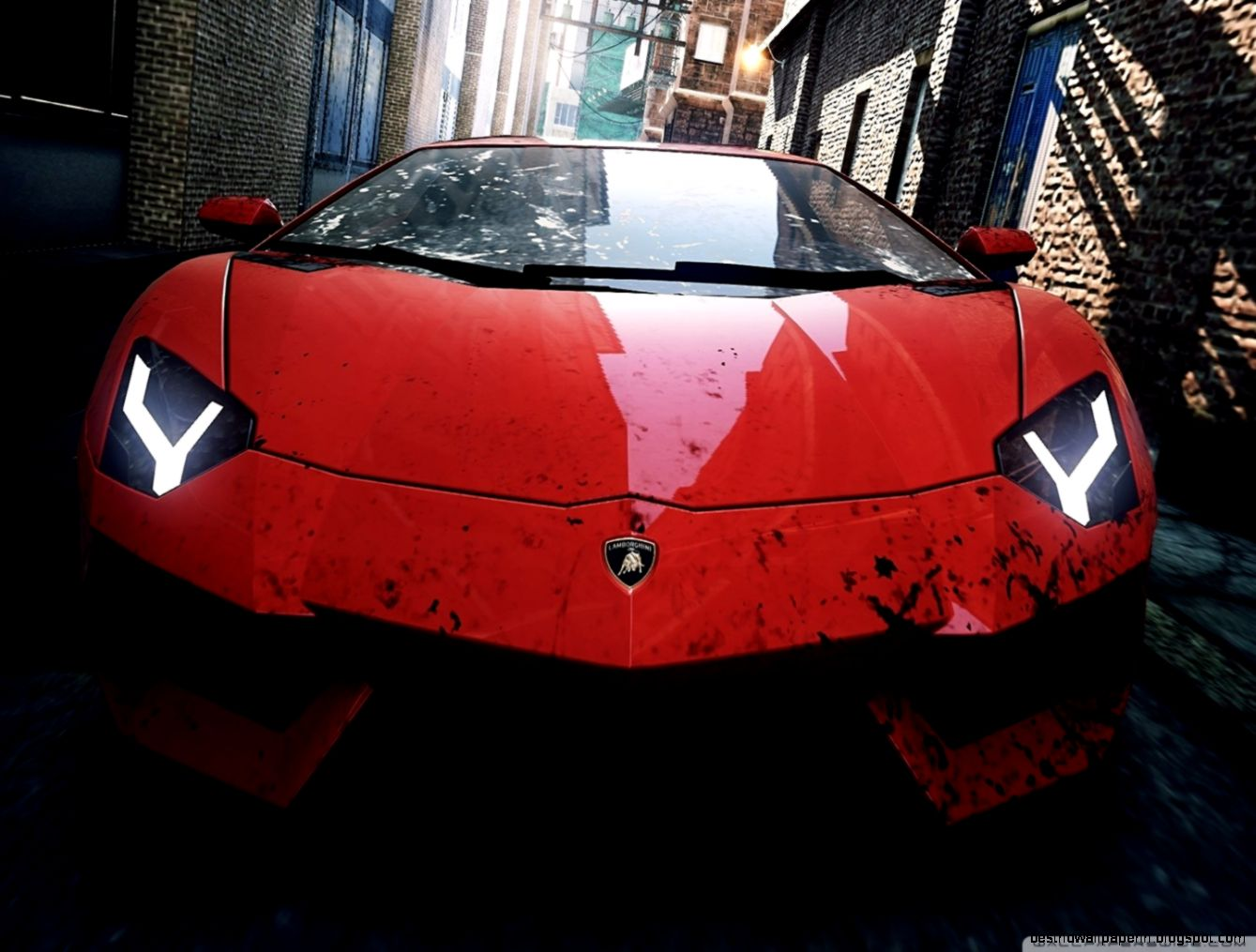 Lamborghini Need For Speed Most Wanted 2012 Wallpaper ...