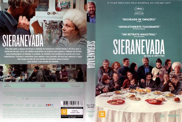 Capa DVD Sieranevada (Oficial)