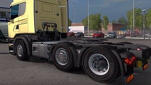 Wheels Pack mod by abasstreppas