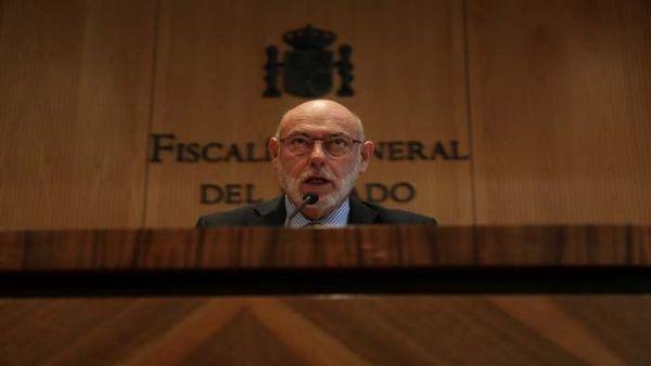 Fallece fiscal general de España en Argentina