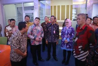 Wakil Walikota Cirebon, Pertahankan WTP Kualitas Tata Kelola Organisasi Harus Diperbaiki.