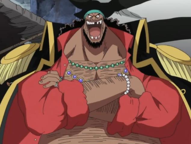 強さ2位 マーシャル・D・ティーチ【黒ひげ海賊団】