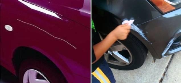 Cara Memperbaiki Mobil Lecet Dan Tergores Dengan Mudah