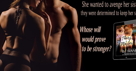 Theirs to Master by @BJ_Wane #MiamiMasters #HEA #Menage