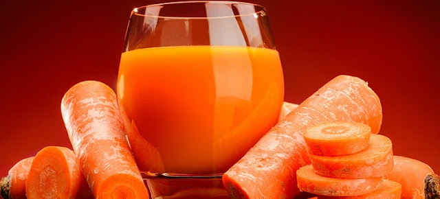 Benefits of Carrot Juice to Lose Weight