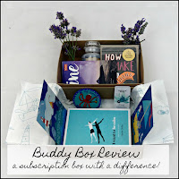 Contents of the June Buddy Box