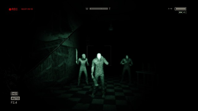 Download Outlast 1 PC Games Gameplay