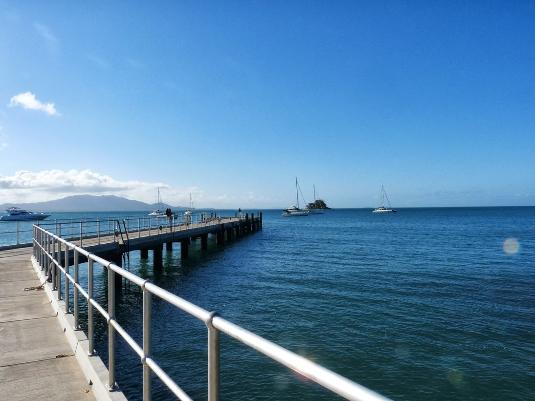 Dunk Island Places To Stay: Billabong: 28th Aug Scraggy Point To Dunk Island 24nm