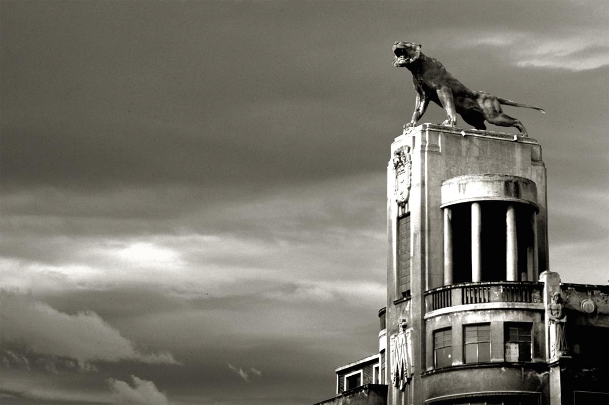 Edificio del Tigre, de Pedro Zarrabeitia